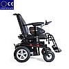 Електричний візок інвалідний з регулюванням висоти сидіння W1022, фото 7