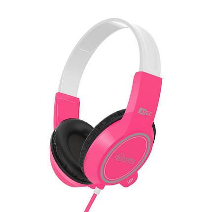MEE audio KidJamz 3 Pink (KJ35) Детские Наушники, фото 2