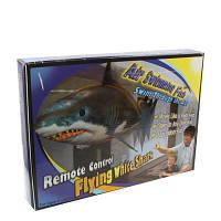 Надувная летающая рыба акула Air Swimmers Shark на пульте управления