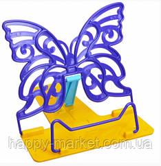 "Подставка для книг пластик Бабочка"" №3"