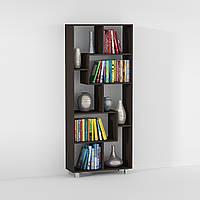 Cтеллаж полка для дома, этажерка для книг и игрушек G0076 Венге Темный