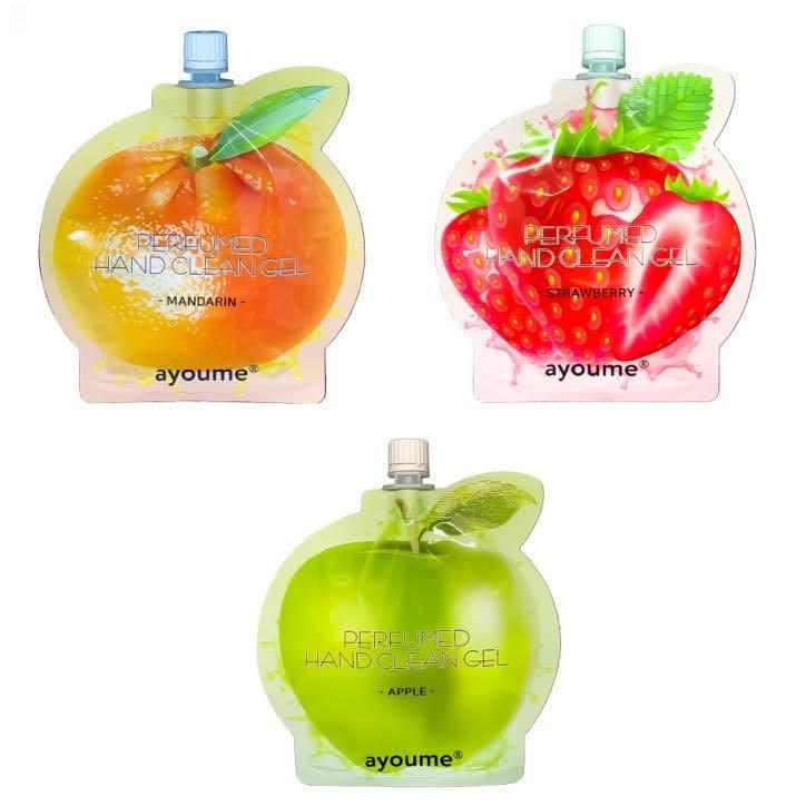 Антисептический гель для рук Ayoume Perfumed Hand Clean Gel