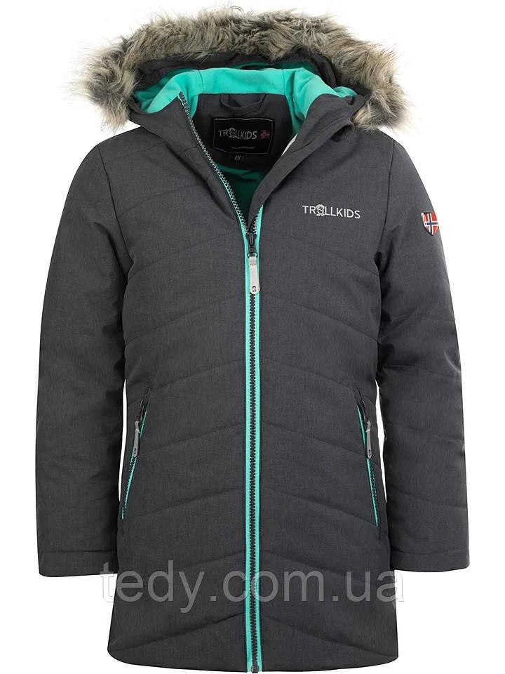 "Тёплая  зимняя куртка  ТМTrollkids ""Lifjell"""