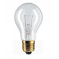 Лампа накаливания местного освещения МО 24-100 A CL E27  латунь