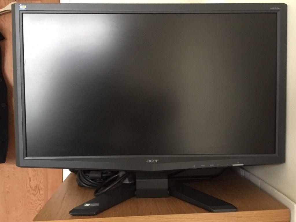 Монітор Acer X 233H бу