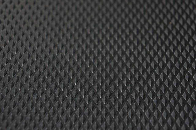 "Резина набоечная для обуви «Ромб"" 740*350т.8,0 мм., фото 2"