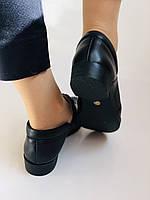 Стильные женские туфли. Оксфорды. Натуральная кожа . Низкий каблук. Molka Р . 35,36,38 39, 40, фото 8