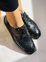 Стильні жіночі туфлі.Натуральна шкіра.Висока якість.Невисока танкетка.Erisses. 35-40, фото 10