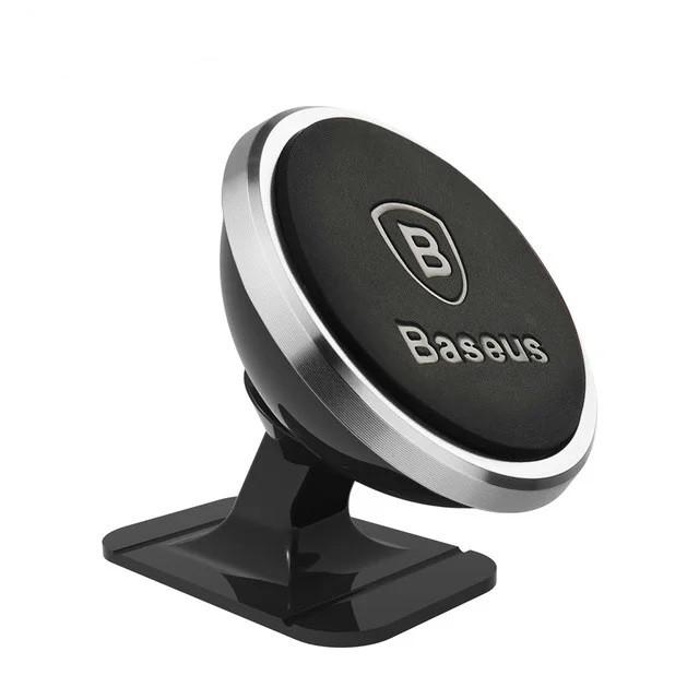 Автомобильный магнитный держатель смартфона Magnetic Mount Holder Baseus