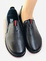 Женские туфли на широкую ногу. Натуральная кожа. Суперкомфорт Р.37,39,40,41,42 Vellena, фото 10