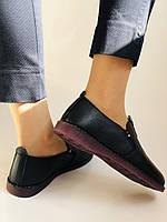 Жіночі туфлі на широку ногу. Натуральна шкіра. Суперкомфорт Р. 37,39,40,41,42 Vellena, фото 6