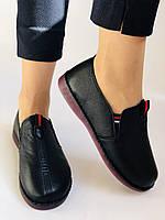 Жіночі туфлі на широку ногу. Натуральна шкіра. Суперкомфорт Р. 37,39,40,41,42 Vellena, фото 5
