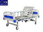 Медицинская кровать с туалетом E30. Функциональная кровать. Кровать для реабилитации. Для инвалида., фото 6
