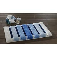 Коврик для ванной Confetti Selinus 60*100 голубой