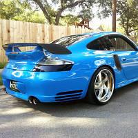 Синяя глянцевая пленка 3М Gloss Intense Blue G47 (Оригинал)