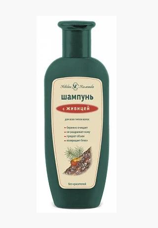 Шампунь для волос с живицей (250мл.)