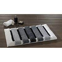 Коврик для ванной Confetti Selinus 60*100 антрацит