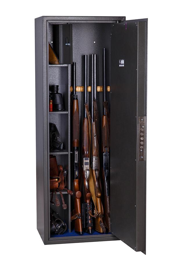Оружейный сейф Е-140К.Т1.П4.7022