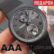 Ulysse Nardin Automatic All Black