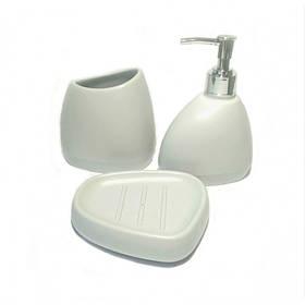 Набор аксессуаров для ванной комнаты 3 предмета Petra UP-544