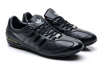 Кроссовки Adidas Porsche Design Black Gold, фото 1