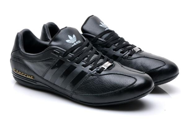 Кроссовки Adidas Porsche Design Black Gold - Интернет магазин обуви  «im-РоLLi» в 8accdd54056