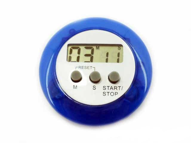 Кухонный таймер цифровой со звуковым оповещением, cекундомер клипса+магнит
