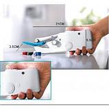 Міні ручна швейна машинка Handy Stitch, фото 3