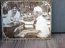 Красивый подарок жене, девушке, маме - фото портрет