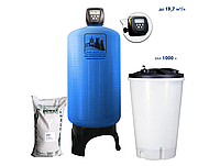 Система умягчения воды 3672 CI производительность 19.7 м3/час
