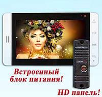 Комплект видеодомофона PoliceCam PC-705R2 HD (PC-668H)