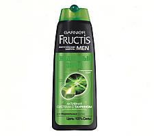Энергетический шампунь для мужчин для нормальных волос Ежедневный Заряд Garnier Fructis Men