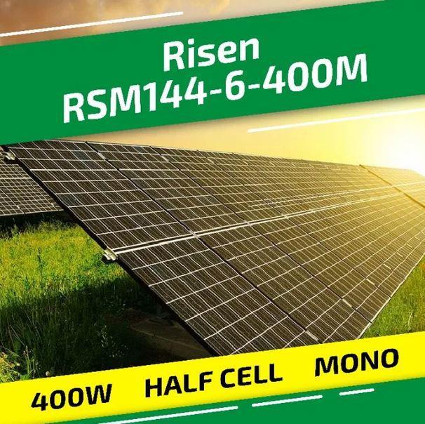 Risen Jаger Plus 400 Вт Солнечная батарея RSM144-6-400M для дома