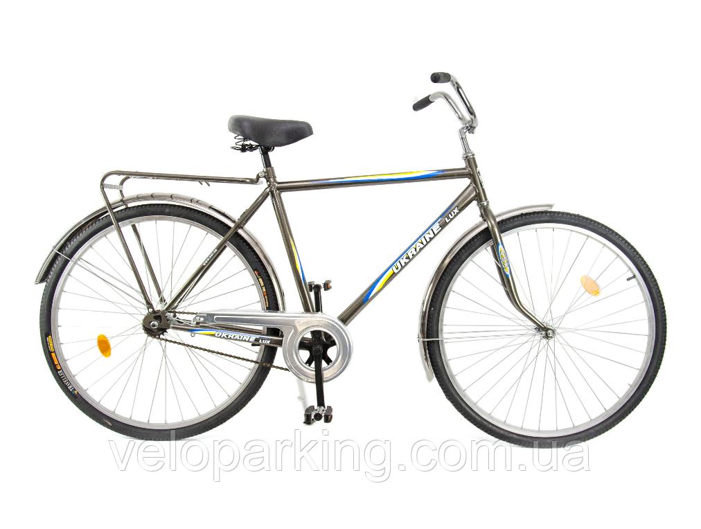 Велосипед городской дорожный 28 Украина Люкс 64 ХВЗ Харьков