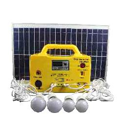 Портативна сонячна станція освітлення EverExceed SHS-2012R