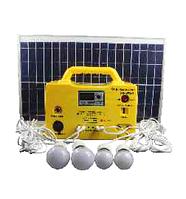 Портативная солнечная станция освещения EverExceed SHS-2012R