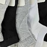 Мужские короткие носки сетка, фото 2