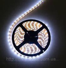 5м лента светодиодная, 300x 3528 SMD LED, белая