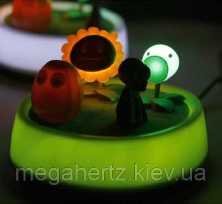 Светильник ночник растения против зомби
