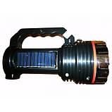 Фонарь фара с солнечной батареей HL-1012A, фото 2