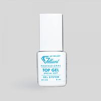Топ для гель-лака Special soft top gel Gelliant Velena, 9 мл