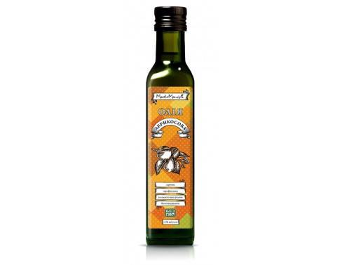 Абрикосовых косточек сыродавленное масло 100 мл, фото 2