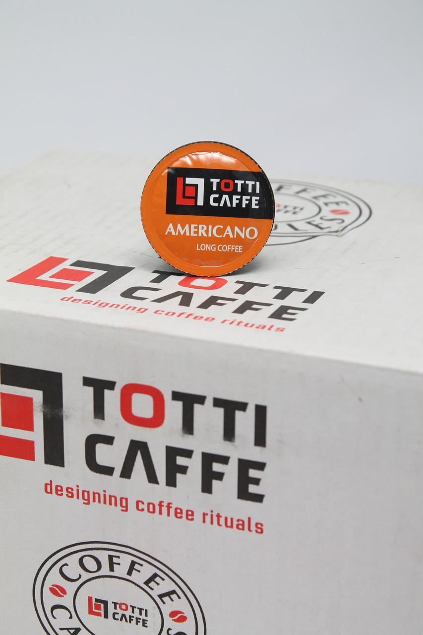 Кофе в капсулах TOTTI Americano ОПТ РОЗНИЦА 8 г
