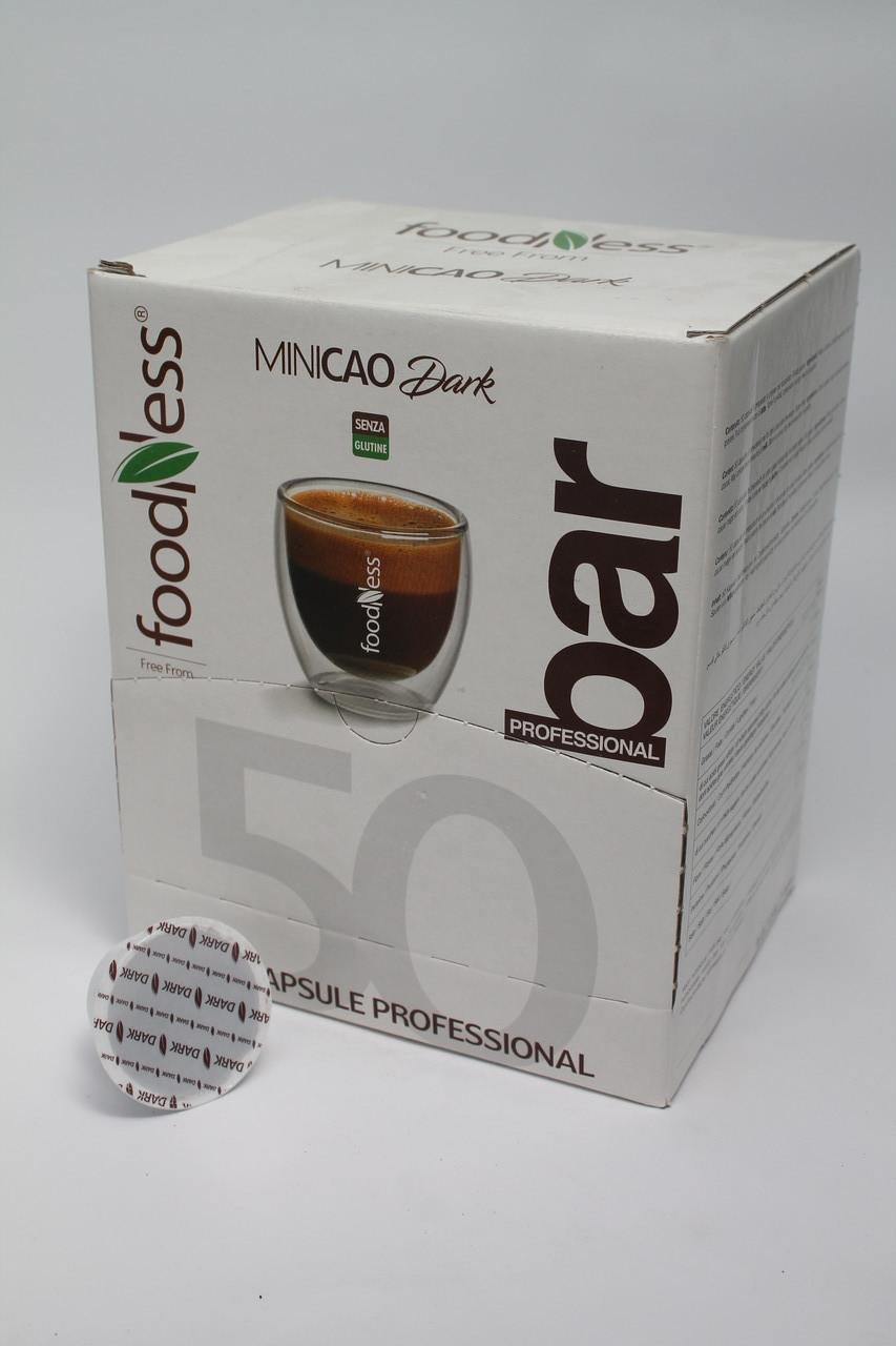 Кофе в капсулах Мінікао Темне DOLCEGUSTО 17 г
