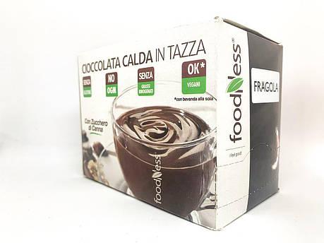 Горячий шоколад Fragola клубника  какао 30г, фото 2
