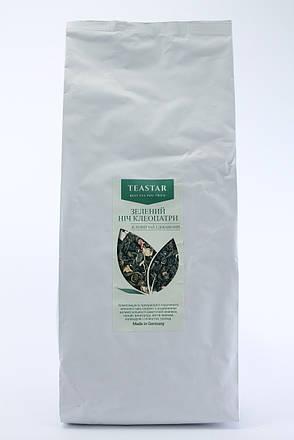 Чай зеленый Ароматизированый Ночь Клеопатры крупно листовой Tea Star 50 гр, фото 2