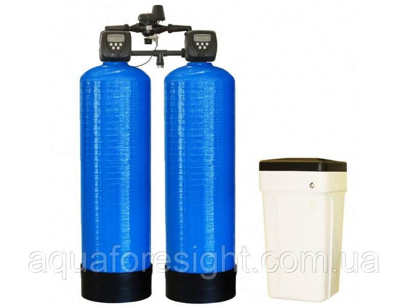 Система умягчения воды 1665 CI Twin производительностью на 3.9 м³/ч