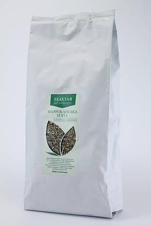Чай зеленый Марроканська мята крупно листовой Tea Star  50 гр, фото 2
