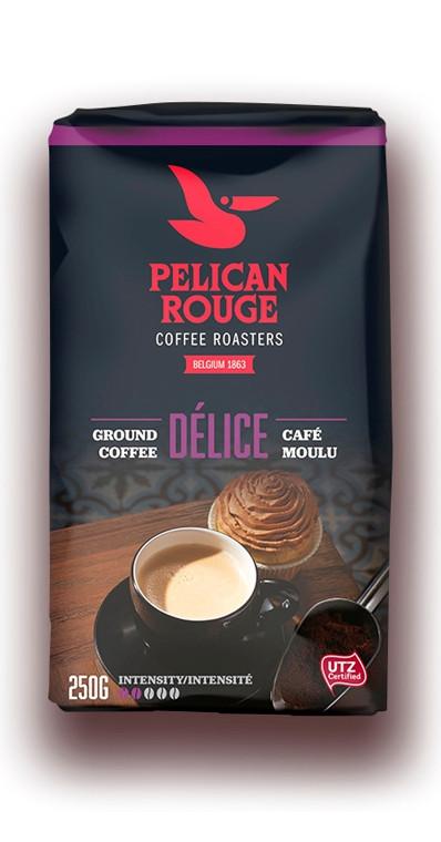 Кофе в зернах Pelican Rouge Delice 100% Арабика 500 гр