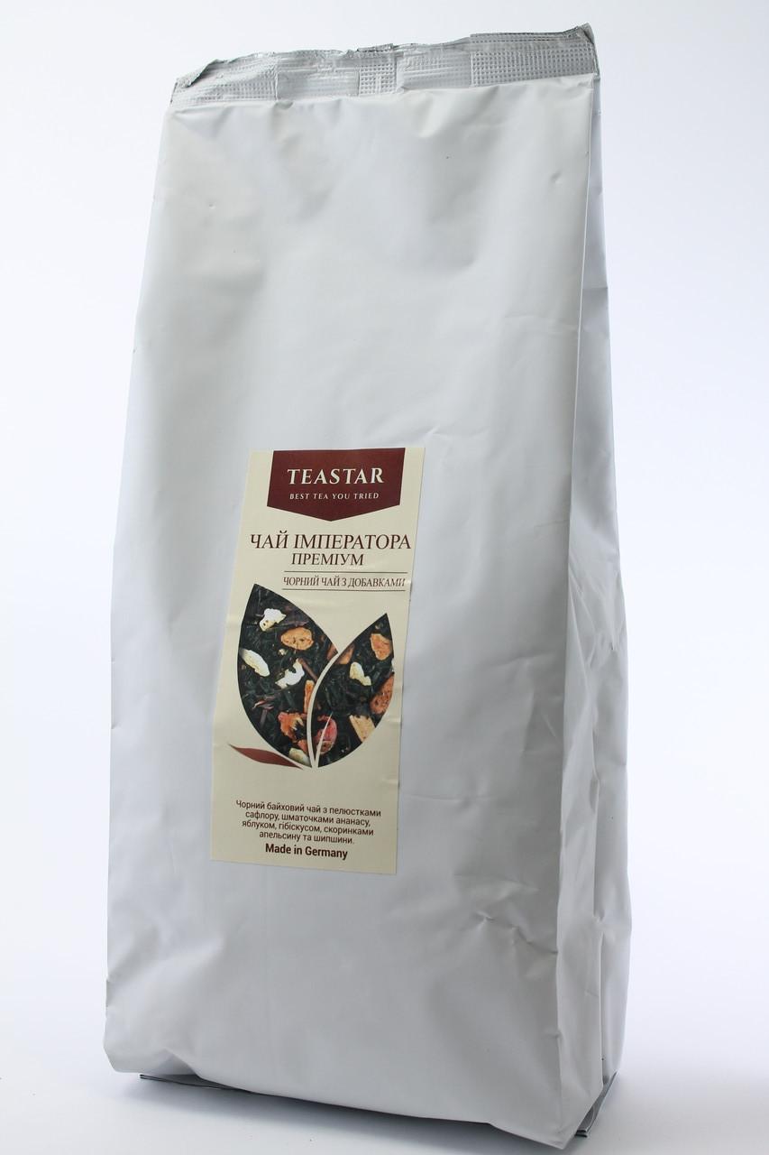 Чай черный  Императора премиум крупно листовой Tea Star  100 гр